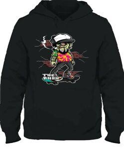 SKATE SKATEBOARD HOODIES the rush action sports apparel adrenaline junkie