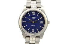 Vintage Tissot 1853 PR50 Stainless Steel Mens Quartz Watch 486