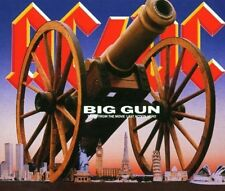 AC/DC Big gun (1993) [Maxi-CD]