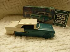 Vintage Avon '55 Chevy Orig Box Full Bottle Decanter
