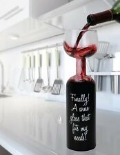 (10) Finally! A Wine Glass Bottle That Fits My Needs! wedding bridal favor gift