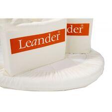 2 Draps-housses pour Leander Lit lit bébé 70 x 120 Neuf et ENVOI IMMÉDIAT