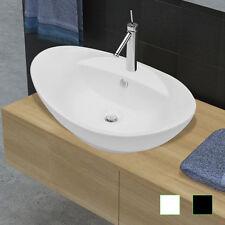Ovale Badezimmer-das Aufsatzwaschbecken | eBay | {Aufsatzwaschbecken oval mit unterschrank 57}