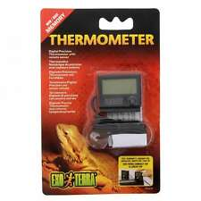 EXO Terra Digital Thermometer Temperature Gauge With Probe