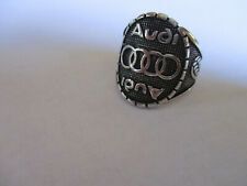 Sterling Silver 925 Men's ring Audi size 12