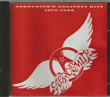 AEROSMITH - GREATEST HITS 1973-1988. /  REMASTERED.(UFO, FOGHAT, JOURNEY, AC/DC)