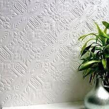 Anaglypta Wallcovering Supaglypta Howard RD0648 Paintable Textured