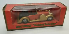 1938 Lagonda Drophead Coupe; Vintage 1973 Matchbox Models of Yesteryear, Boxed