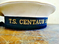 Vintage T.S. Centaur S.C.C. Woman's #53  Hat Headdress 8410-99-415-8217