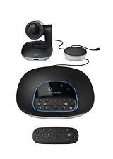 Camara Videoconferencia Group-USB-EMEA Logitech Group Negra