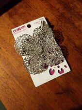 CONAIR - Sophisticates Salon Clip - 1 Clip - Silver