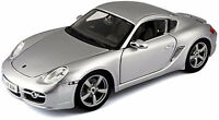 1:18 Porsche Cayman S Diecast car model Maisto