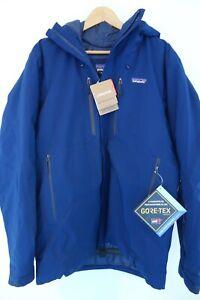 $799 NWT Patagonia M's Primo Puff Insulated Ski Jacket Navy Sz Medium M