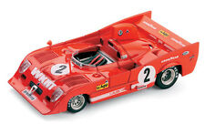 Alfa Romeo 33SC 12 #2, Merzario Lafitte 1st 1975 Monza, Brumm R238  Diecast 1/43