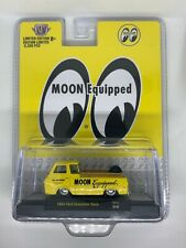 2020 M2 MACHINES 1964 FORD ECONOLINE TRUCK MOON EQUIPPED HS14 20-90 1:64
