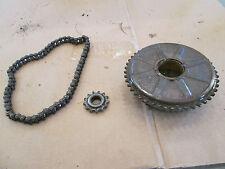 1980 Yamaha Exciter SR250 SR 250 starter clutch rotor relay start engine motor