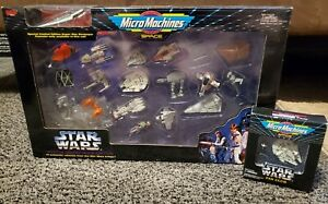 MICRO MACHINES STAR WARS MASTER COLLECTOR'S EDITION EXCLUSIVE FAN CLUB FALCON