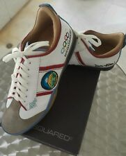 Collectible Authentic Dsquared2 Athens 2004 Olympic Games Mens Shoes, Size 9.5