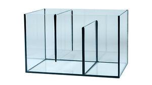 Aquarium Filterbecken Mehrkammerfilter 3-5 Kammern Viele Größen  Top & Neu !