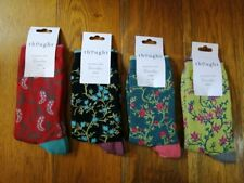 La confezione regalo floreale con il pensiero4 PAIA Donna Bamboo Crew Socks