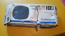 pioneer ts-1319 car speakers 31-a 40w 13cm dual core custom fit fiat/renault