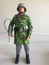 Vintage Action Man German Paratrooper 1964 Eagle Eyes VAM Para Stunning
