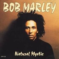 Bob Marley Natural mystic (compilation, 21 tracks) [CD]