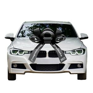 Big Gift Bow, Gifts for Graduates, Huge Car Bow, Bows for Cars 2021