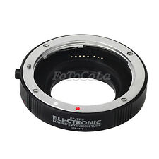 Electronic auto focus macro extension tube 12mm EF-12 DG II f Canon EOS EF EF-S