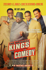 "THE ORIGINAL KINGS OF COMEDY Classic 18"" x 27"" Promo Movie Poster RARE"