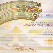 JADE WARRIOR: Way of the sun (1978) ESOTERIC CD Neu