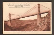FONTPEDROUSE (66) PONT Ferroviaire Metallique GISCLAR