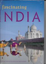 Fascinating India - Hardback - NEW - SEALED - UK FREEPOST
