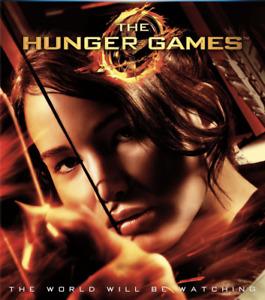 The Hunger Games (Blu-Ray 2012) Jennifer Lawrence,Josh Hutcherson,Liam Hemsworth
