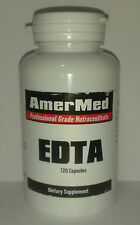 4 bottles EDTA  Oral Chelation 800mg x 120cap