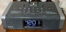 Ihome Hdl50 Commercial iPhone iPod Ipad Bluetooth Lightening Charger Clock