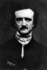 New 5x7 Photo: American Writer Edgar Allan Poe, Author of the Macabre