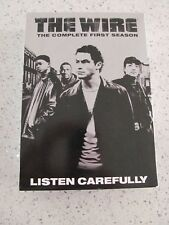 The Wire - The Complete First Season (DVD, 2015, 5-Disc Set)