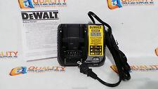 New DeWalt DCB107 12 Volt & 20 Volt Max Li-Ion Battery Charger