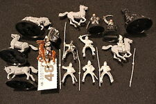Games workshop lord of the rings chevaliers de minas tirith faramir métal regiment lot
