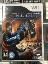 The Conduit (Nintendo Wii, 2009) Original Factory Sealed