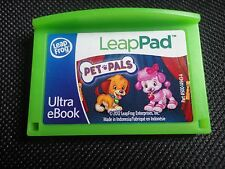 Leapfrog LeapPad PET PALS ULTRA  eBOOK   Leap Pad 2,3,XDi Ultra