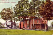 1910 HORNELL, N. Y. ST. JAMES MERCY HOSPITAL