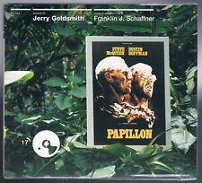 PAPILLON JERRY GOLDSMITH FRANKLIN J. SHAFFNER  OST CD F.C. SIGILLATO!!!
