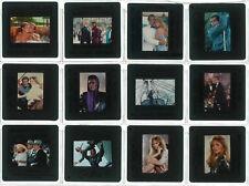 Lot 12 ektas slides originals A View to a Kill James Bond Roger Moore