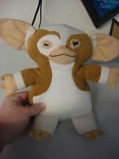 "12"" gizmo gremlin gremlins toy factory plush tan white CLAW MACHINE WIN"