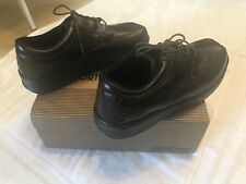 ORTHOFEET MEN'S Gramercy Orthopedic CORDOVAN Oxford Lace BROWN Shoes Size 7 M