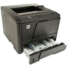 HP LaserJet Pro 400 M401dne A4 usb RETE duplex pronta MONO STAMPANTE