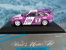 1/43   Minichamps   Ford Escort Cosworth Rallye Adac GT-cup 1993 Kelleners