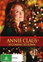 ANNIE CLAUS IS COMING TO TOWN DVD [New/Sealed] Region 4
